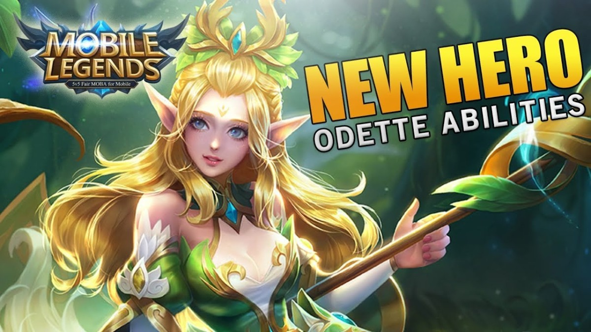 Odette, Hero Baru Mobile Legends