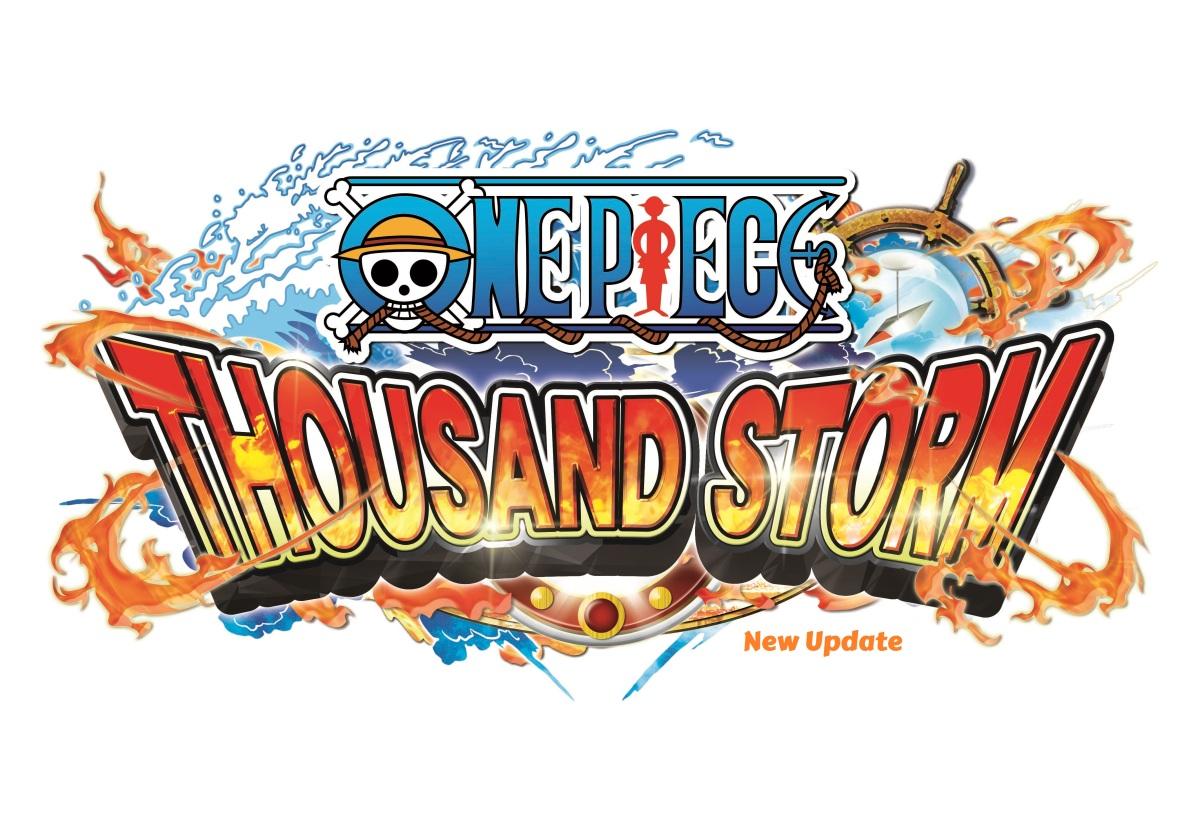 One Piece Thousand Storm, Bandai Namco melakukan update konten besar.