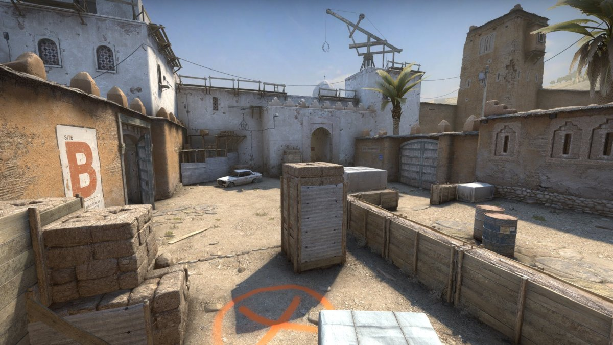 Desain Terbaru Map Legendaris Counter Strike: Global Offensive