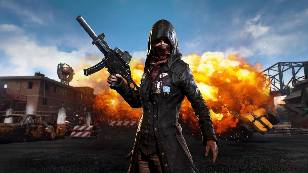 Konten Baru PUBG Mobile dengan Mode First-Person